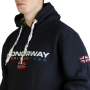 Bluze sport Geographical Norway Golivier_man Albastru