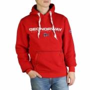 Bluze sport Geographical Norway Golivier_man Rosu