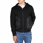 Bluze sport Hackett HM580711 Negru