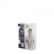 Boxeri Cr7 Cristiano Ronaldo 8100-49_TRIPACK Negru