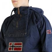 Geci Geographical Norway Chomer_man Albastru