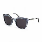Ochelari de soare Calvin Klein CK3204S Alb
