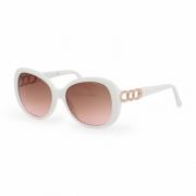 Ochelari de soare Guess GF6083 Alb