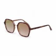 Ochelari de soare Guess GU7557 Mov