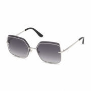 Ochelari de soare Guess GU7618 Gri