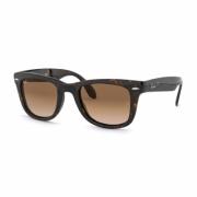 Ochelari de soare Ray-ban 0RB4105 Maro
