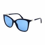 Ochelari de soare Swarovski SK0227 Albastru