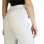 Pantaloni Armani Exchange 3ZYP19_YNBBZ Alb