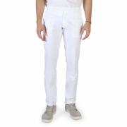 Pantaloni Armani Jeans 3Y6P73_6N21Z Alb