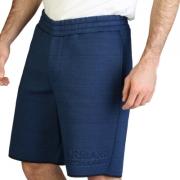 Pantaloni scurti Armani Exchange 6ZZS71_ZJV7Z Albastru