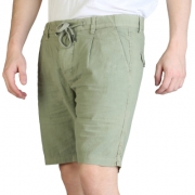 Pantaloni scurti Yes Zee P796_UP00 Verde