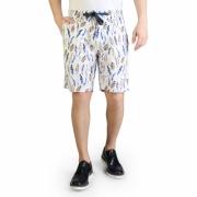 Pantaloni scurti Yes Zee P796_UR00 Alb