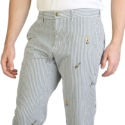 Pantaloni Tommy Hilfiger MW0MW06108 Albastru
