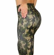 Pantaloni trening Bodyboo BB23956 Verde
