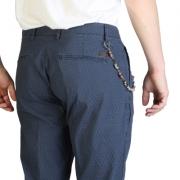 Pantaloni Yes Zee P690_WU00 Albastru