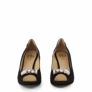 Pantofi cu toc Roccobarocco RBSC0LR01CAM Negru