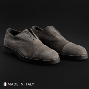 Pantofi Madrid 700_CAMOSCIO Maro