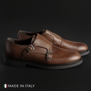 Pantofi Madrid CL600_CRUST Maro