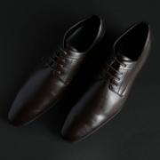 Pantofi siret Duca Di Morrone HAROLD Maro