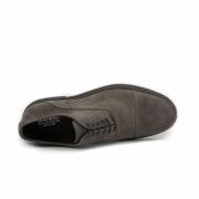 Pantofi siret Madrid 603_CAMOSCIO Maro