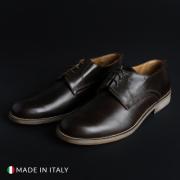 Pantofi siret Duca Di Morrone 06_CRUST Maro