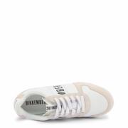 Pantofi sport Bikkembergs ENRICUS_B4BKM0135 Alb
