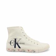 Pantofi sport Calvin Klein DANZA_B4R0894 Alb