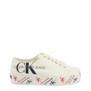 Pantofi sport Calvin Klein ZAMIRA_B4R0885 Alb