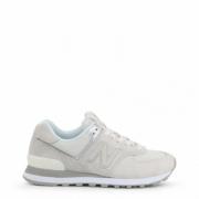 Pantofi sport New Balance WL574 Alb