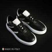 Pantofi sport R21 BOSCO_PELLE Negru