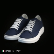 Pantofi sport R21 REY_1_GOMM Albastru