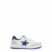 Pantofi sport Shone 17122-025 Alb