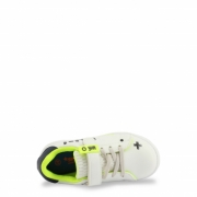 Pantofi sport Shone 208-116 Alb