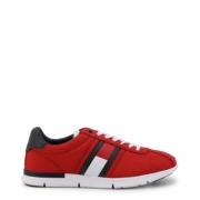 Pantofi sport Tommy Hilfiger FM0FM01329 Rosu