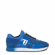 Pantofi sport Trussardi 77A00154 Albastru