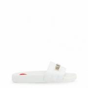 Papuci Love Moschino JA28022G1AID Alb