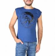Tricouri Diesel T-DIEGO Albastru