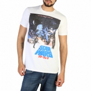 Tricouri Star Wars RDMTS026 Alb