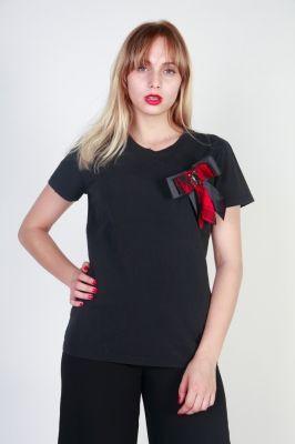 Tricouri Pinko 1G12PW-Y3N9 Negru