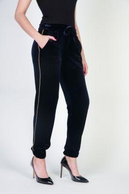 Pantaloni Pinko 1G12TL-6538 Albastru