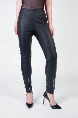Pantaloni Pinko 1G12UU-ZE23 Negru