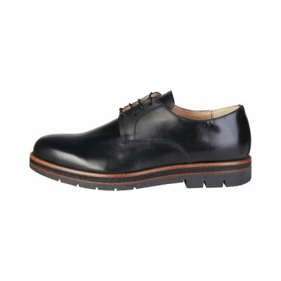 Pantofi siret Pierre Cardin 301L Negru