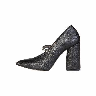 Pantofi cu toc Made In Italia AMELIA Negru