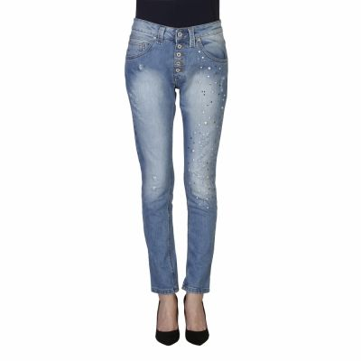 Blugi Carrera Jeans 0771PL_0985A Albastru