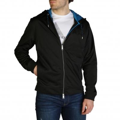 Bluze sport Armani Exchange 3ZZMBD_ZJM8Z Negru