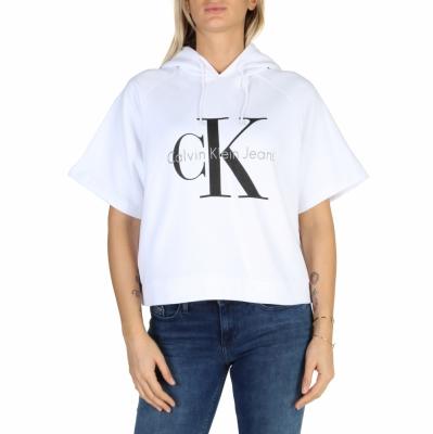 Bluze sport Calvin Klein J2IJ204029 Alb