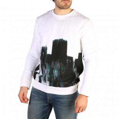 Bluze sport Calvin Klein J30J304669 Alb
