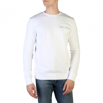 Bluze sport Calvin Klein J30J305938 Alb