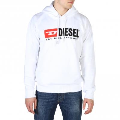 Bluze sport Diesel HC-S-DIVISION_00SVDL Alb