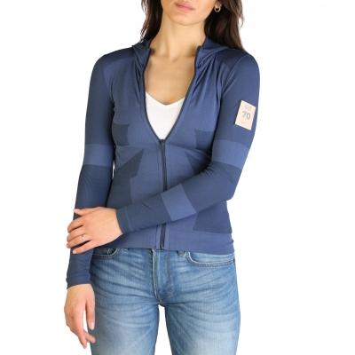 Bluze sport Ea7 3GTM78_TJU8Z Albastru